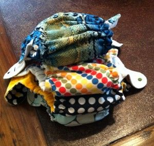 What's OTB? Cloth Diaper Acronyms: