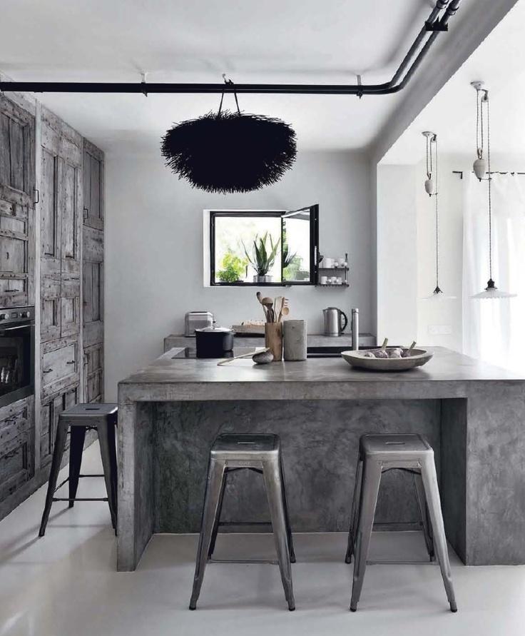 111 Best Béton Ciré Images On Pinterest | Bathrooms, Cement And