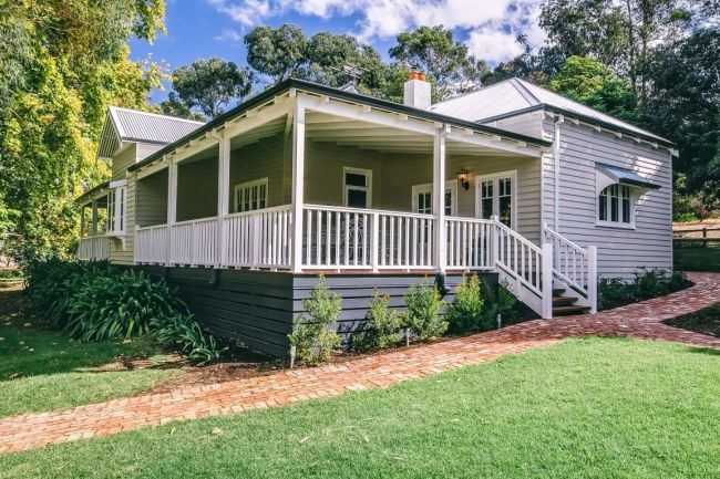 The Mundaring Country Cottage | House Nerd