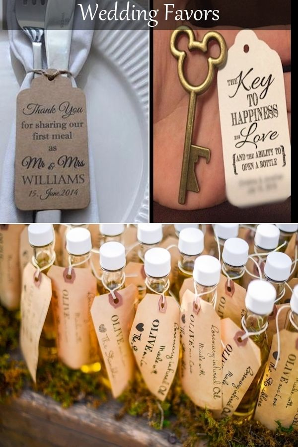 Best Wedding Favor Ideas Awesome Wedding Party Favors Who Gets Wedding Favors In 2020 Key Wedding Favors Wedding Favors Best Wedding Favors