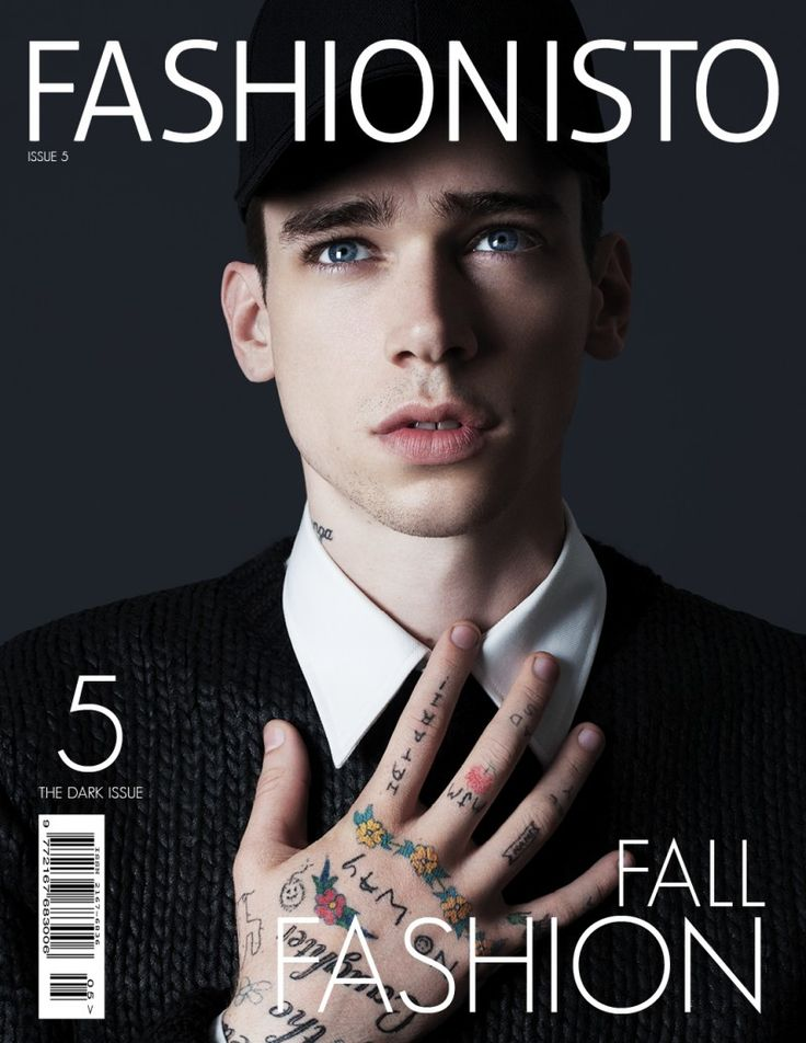Cole Mohr & Yuri Pleskun by Jens Ingvarsson for Fashionisto #5 (Covers)