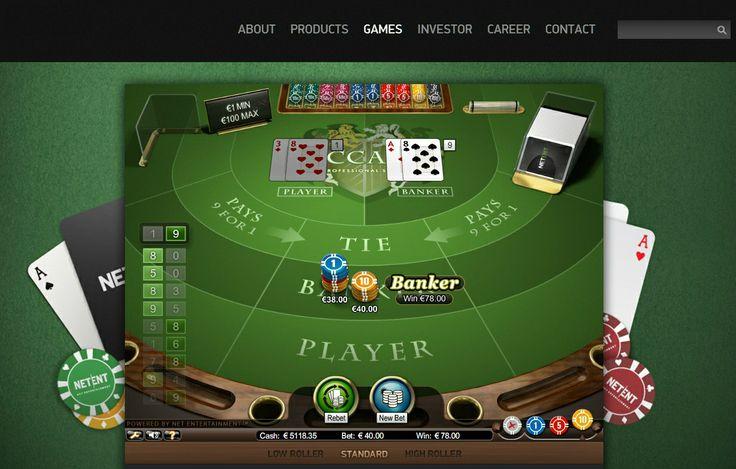 #Baccarat er et spennende og intresting spillet dvs. full av spenning og intriger! Baccarat er både enkel å lære og play.Baccarat har tre mulige utfall: Spiller seier, banken seier, og slips. #casino #casinoanmeldelser
