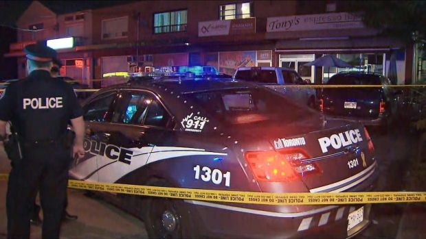 Male Victim Dead After Shooting In Briar Hill Belgravia Area