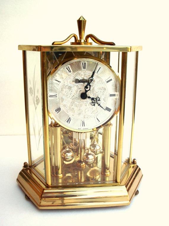 German Kundo Anniversary clock.