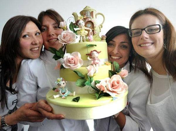Cake Design Festival Le Torte Più Belle Tra Piccole Opere Darte E  cakepins.com