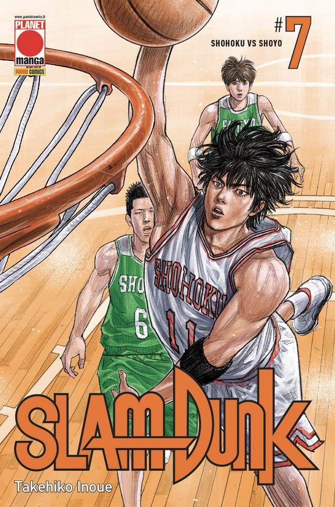 Slam Dunk N¡ã 7 Manga Panini Comics ITALIANO