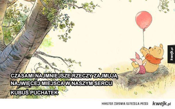 Mądre cytaty z bajek Disneya, które mogą wzbogacić twoje życie - KWEJK.pl - najlepszy zbiór obrazków z Internetu!