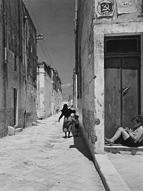 Manduria 1950 Fosco Maraini