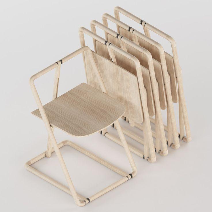 One Flippin' Cool Chair | Yanko Design