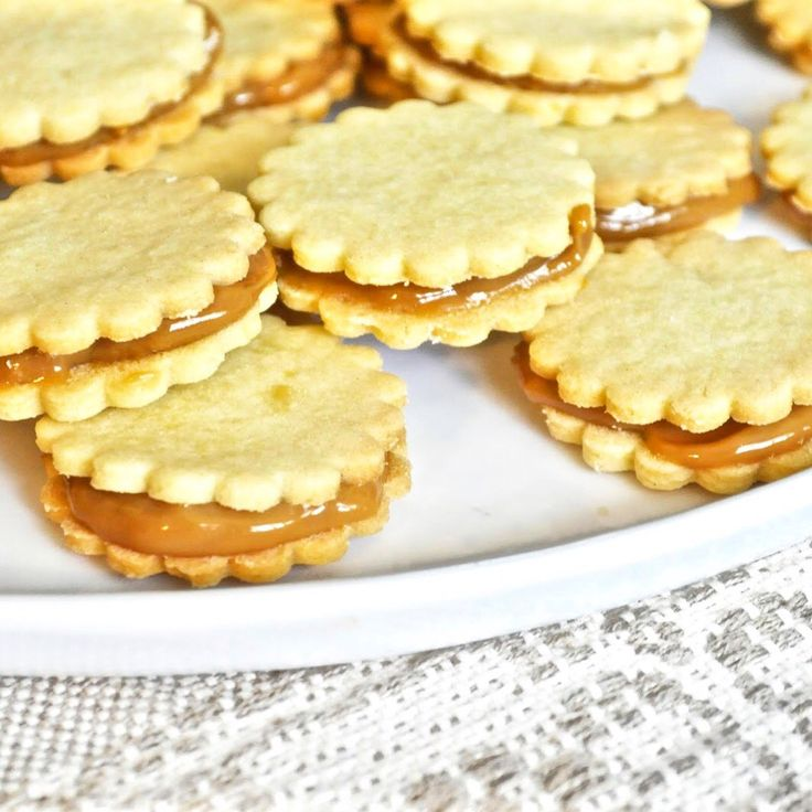 Alfajores - A South American treat.