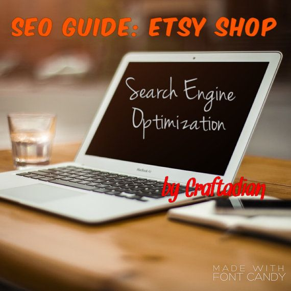 SEO Guide to improve your Product Title and Tag  by craftadian