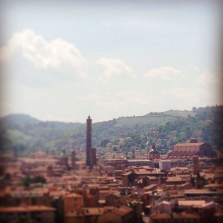 Bologna, Office with a view