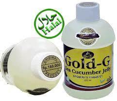 Jelly Gamat merupakan obat alami yang mampuh sembuhkan berbagai penyakit kronis, BARANG SAMPAI BARU BAYAR