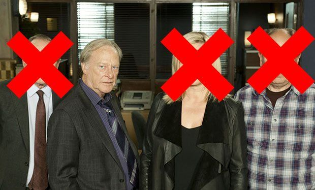 Dennis Waterman: Why I'm leaving New Tricks