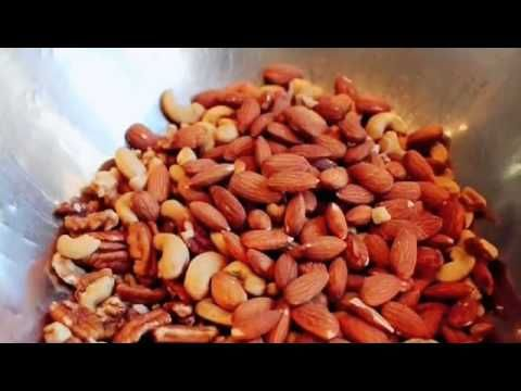 Пища Богов - мёд, финики, орехи (02 07 2013) - YouTube
