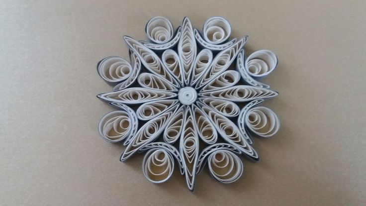 quilling snow