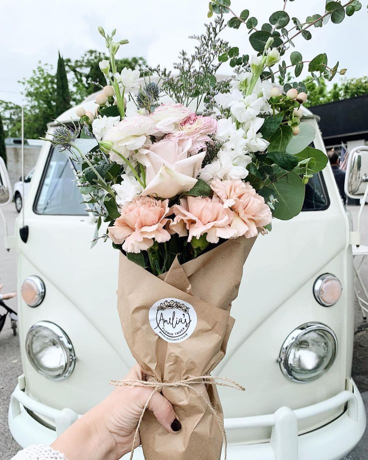 Amelia's flower truck in Nashville, TN Flower truck, All
