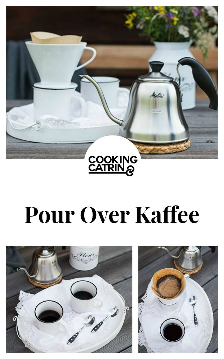 Pour Over, Kaffee, Coffee, cafe, trend, homemade, hausgemacht