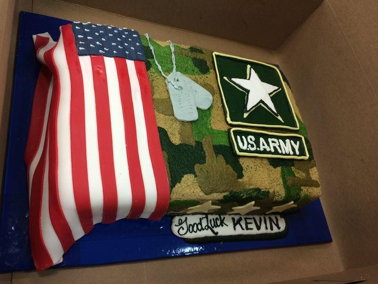 Citizenship Celebration Cakes