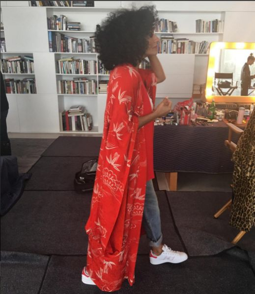 Weekend Instagram Hot! or Hmm…: Tracee Ellis Ross, Jennifer Lopez, Jessica Alba & more! | The Fashion Bomb Blog | Bloglovin'