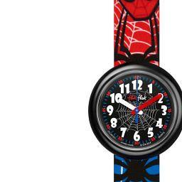 Swatch® France - Flik Flak Friends & Heroes SPIDERMAN FLNP021