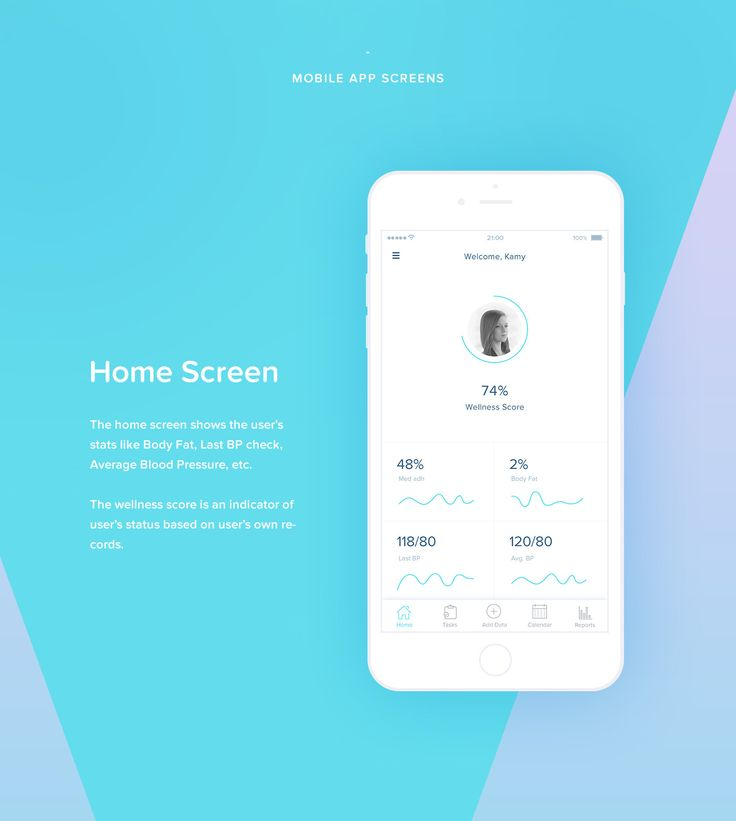 VitPilot (Mobile App) on Behance