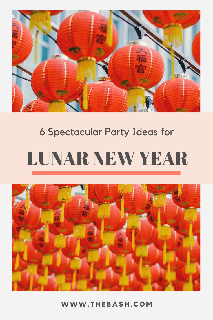 Lunar New Year Party Ideas New years party, Chinese new