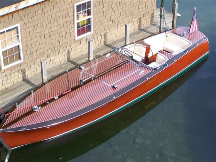 Mahogany Wood Boat Designs | Hacker-Craft Boat Company, Inc. » Hacker Boat Company, Inc. | 8 Delaware Ave. Silver Bay, NY 12874