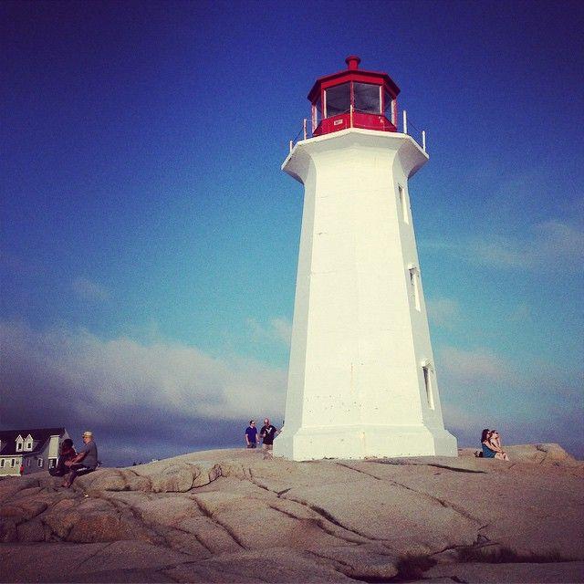 Light House, Peggy's Cove Nova Scotia