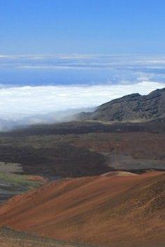 East Maui Volcano