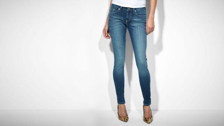 535 Leggings | Indigo Affection | Jeans | Women | Levi's | Poland