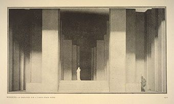 Theatrical Space as a Model for Architecture - Appia