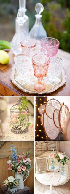 Decoración Provenzal en tu boda: un toque rústico y romántico
