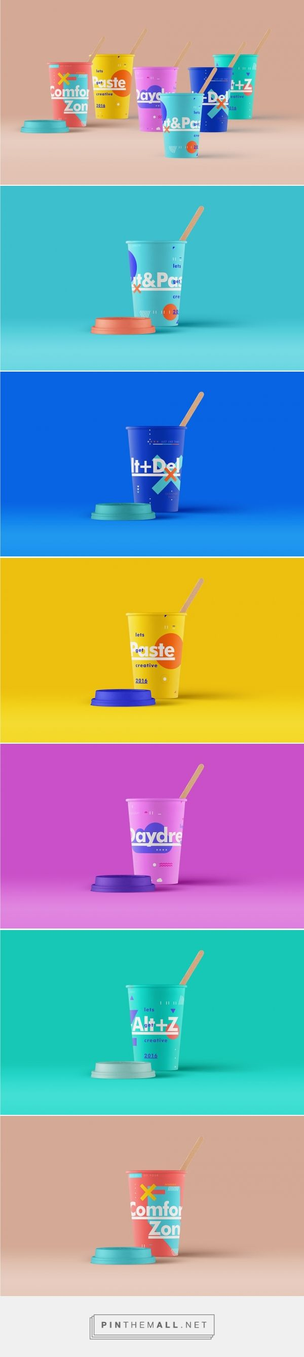 Let's Get Creative with Design Quotes by STUDIO JQ (UK) - http://www.packagingoftheworld.com/2016/05/lets-get-creative-2016.html