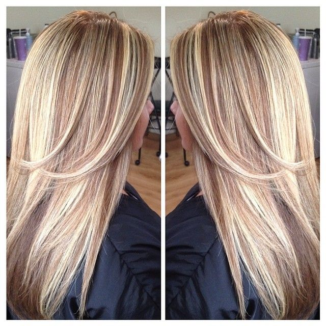 Hair Color Ideas For Blondes Lowlights : 64 best hair images on pinterest