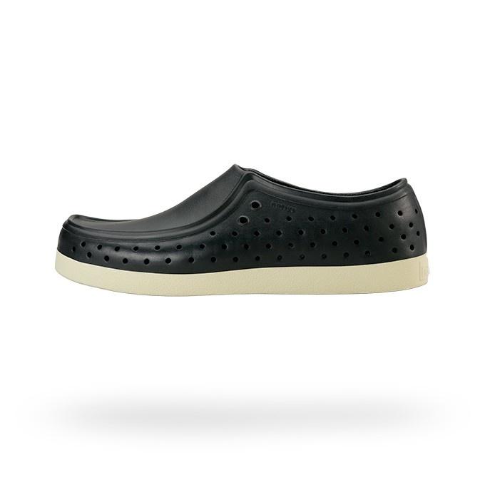 DIS - Design Italian Shoes Fred - Bleu pourpre en cuir poli Hommes Oxford aile Brogue