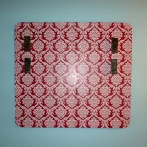 DIY Magnetic Board: DIY Magnetic Bulletin Board