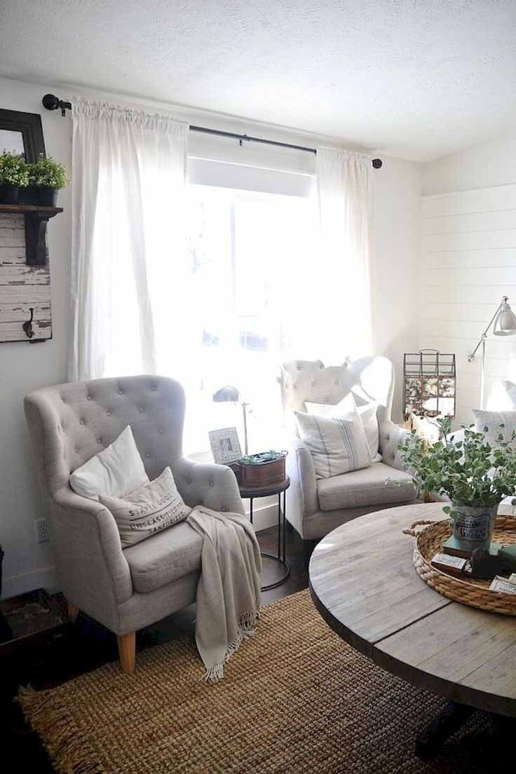 38 Ideas For Living Room: 38 Beautiful Rug For Farmhouse Living Room Decorating