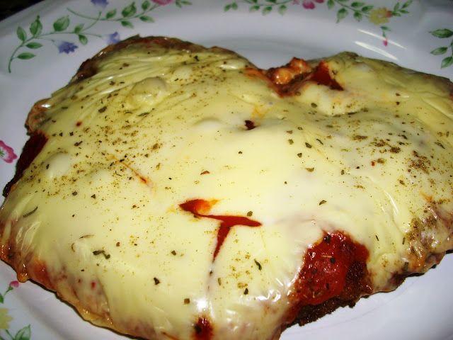 Degusta+ Exquisitos Platos y Tapas: Escalope de Ternera a la Napolitana