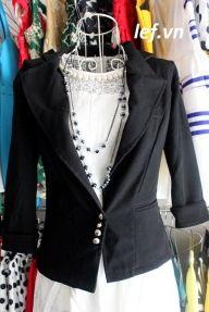 Áo vest công sở thời trang