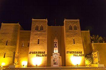 Le Berbere Palace Hotel, Ouarzazate, Morocco.
