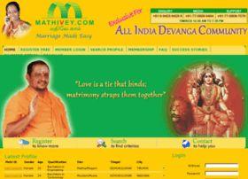 All India Devanga Community