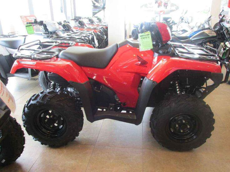 New 2017 Honda FourTrax® Foreman® Rubicon® 4x4 DCT ATVs For Sale in Florida. Because a good ride can last all day long. It doesn't matter whether we're talking about architecture, transportation, clothing, food or music: the real greats stand the test of time. And when you're talking about all-terrain vehicles, that test means two things: how many hours a day you want to ride, and how long your ATV lasts. The Honda FourTrax Foreman Rubicon knocks it out of the park on both counts…
