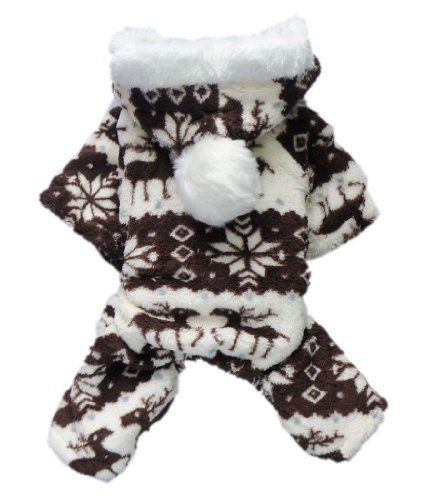 Petparty Dog Hoodie for Dog Coat Dog Jumpsuit Cozy Fashion Dog Clothes Pet Clothes ,S - http://www.thepuppy.org/petparty-dog-hoodie-for-dog-coat-dog-jumpsuit-cozy-fashion-dog-clothes-pet-clothes-s/