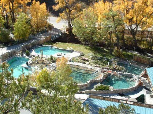 Cottonwood Hot Springs Inn & Spa | Buena Vista, Colorado