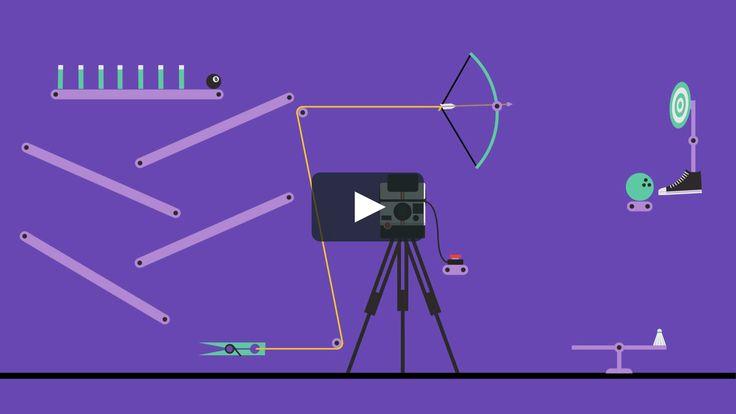 The Polaroid Land 1000 Machine on Vimeo