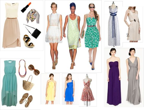 25 best ideas about beach formal attire on pinterest for Wedding dresses for invited guests