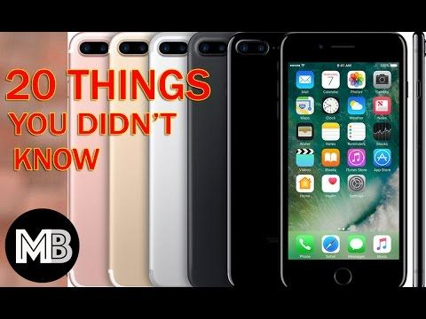 20 Things You Didn't Know Your IPhone Can Do