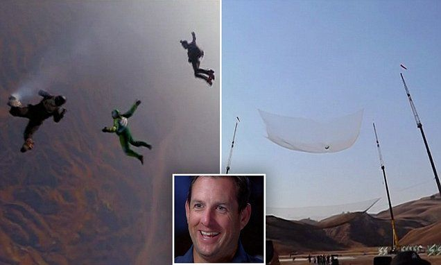 Skydiver created history by jumping out of a plane without a parachute #DailyMail | These are some of the stories. See the rest @ http://www.twodaysnewstand.com/mail-onlinecom.html or Video's @ http://www.dailymail.co.uk/video/index.html And @ https://plus.google.com/collection/wz4UXB