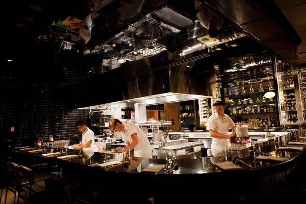 David Chang's new, three-restaurant Toronto outpost on University Avenue -Momofuku Shoto